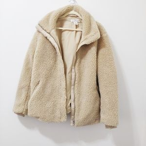 H&M Shearling Coat